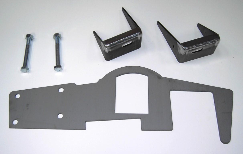 Adjustable Frame Joints : Turbo power improvement defender stage motor