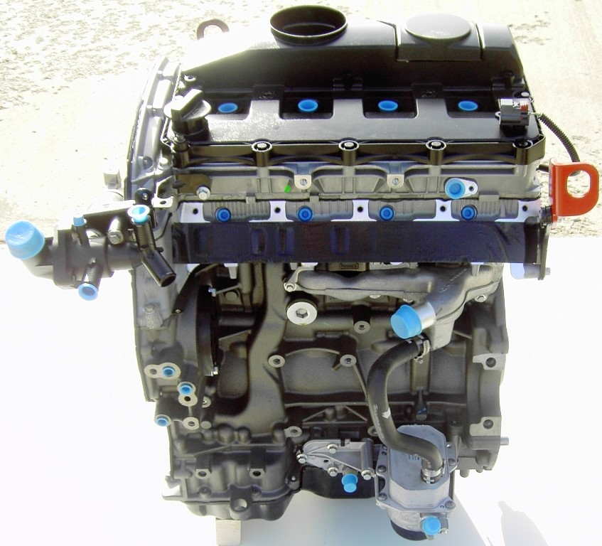 2.4 Tdci Stripped Engine To Defender Specification