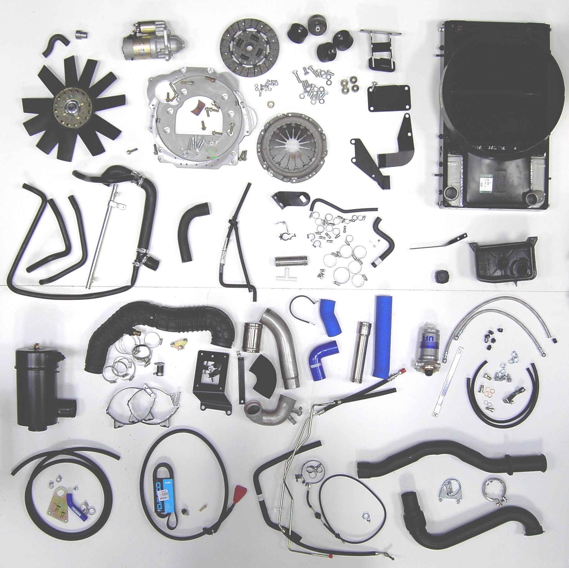Miscellaneous Parts, Kits and Engines